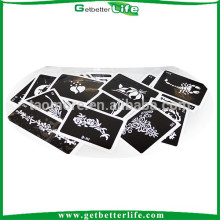 Glitter Tattoo Stencils Wholesale