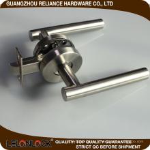 Poignée de porte en acier inoxydable Passage résistant à la chaleur avec poignée de porte de 63 mm