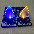Led Card Lights Kids Gifts With Customized Logo