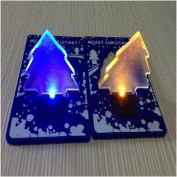 Led Card Light Beautiful Kids Gift