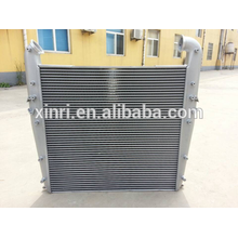 Hot sale SCANIA Truck Intercooler 1373517 NISSENS: 96960