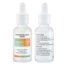 100% Pure Organic Anti Aging Moisturizing Facial Vitamin C Serum
