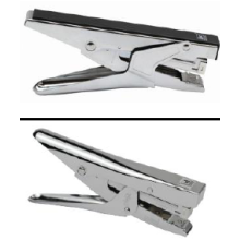 Saving power  manual mechanical metal Stapler