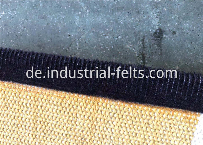 Cotton Corrugator Belt with Kevlar Edge