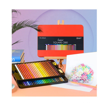 Andstal 24 COLORS NEW Trendy Water Color Pencils Color Pencil lapis de cor Colored Pencils for School Supplies