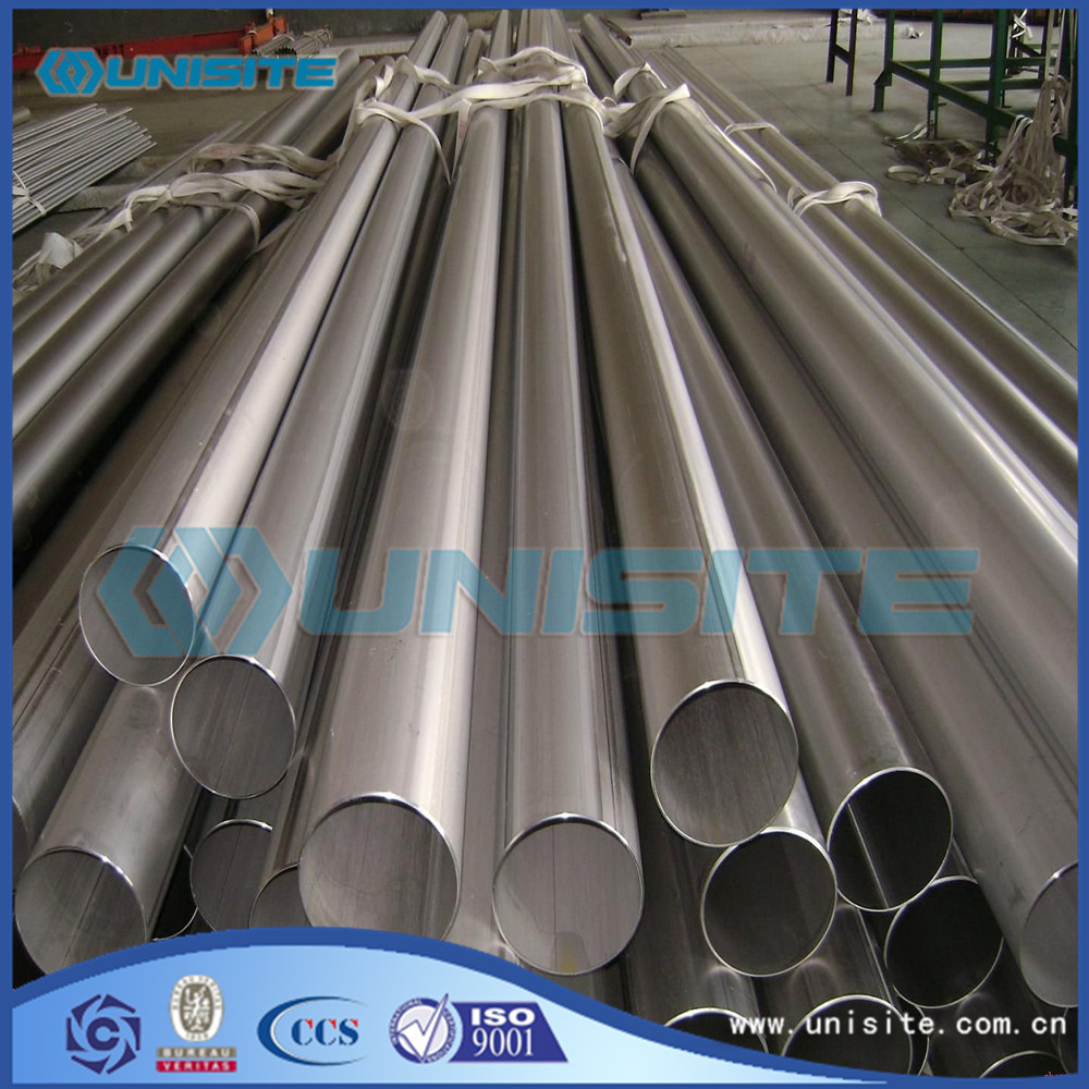 Straight Stainless Steel Pipes