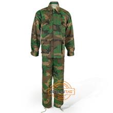 Военный единообразных BDU обычно для профессиональной подготовки, борьбы и открытый