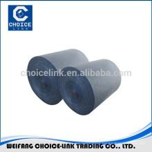 Compound mat for making modified bitumen membrane