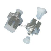 SC/PC - FC/PC HYBIRD Singlemode simplex adapter