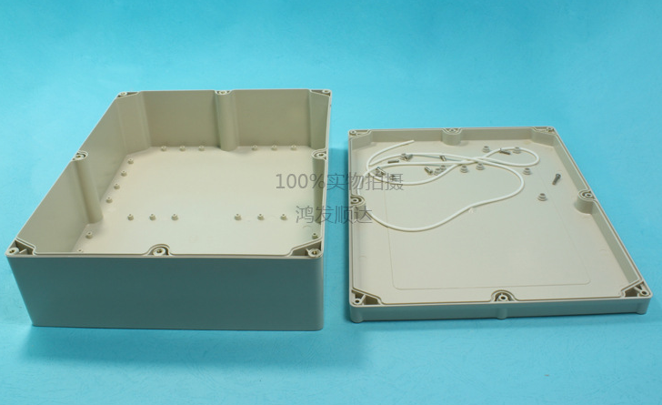 Battery box 340x270x100mm