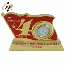 Nuevo diseño de trofeos de metal personalizados para la celebración del aniversario