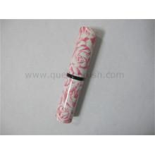 Выдвижная щетка с розовым дизайном