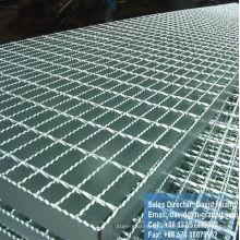 Barra de acero galvanizado rejilla precios para proyectos de estructura de acero