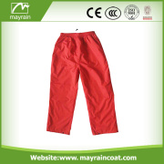 Comfortable Work Uniform Custom Made Rain Suit
