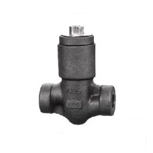 Pressure Seal Bonnet Check Valve