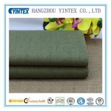 Tela home da mistura do poliéster do algodão 35% de matéria têxtil 65%