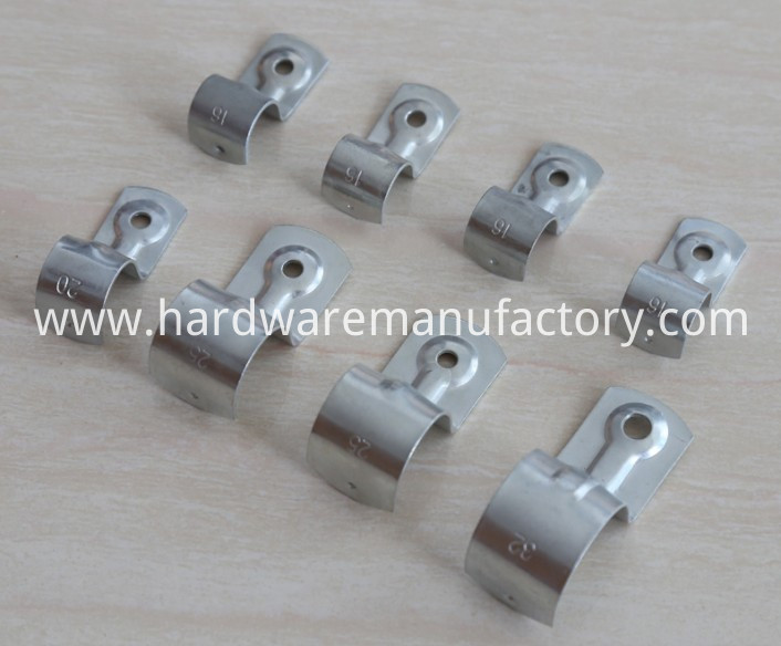Stainless Steel Pipe Saddle Clip