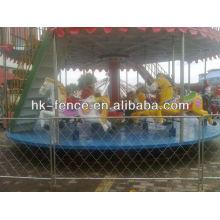 Clôture temporaire de 2013 nouvelle arrivée pour la barrière de jeu d'enfants