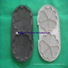 Cast Zinc partes con SGS, ISO9001: 2008