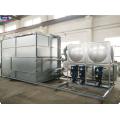 Integrierte Wasserkühllösung