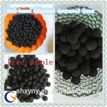 Fabrikpreis Kohle-basierte sphärische Aktivkohle
