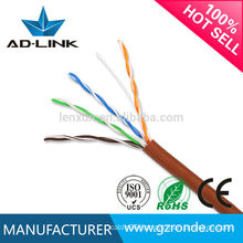 High Frequency 350MHz Cat 5 Ethernet Cable Twisted Pair