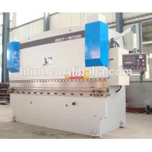 CNC máquina de freio de prensas hidráulicas máquina de dobra de chapa de aço hidráulica