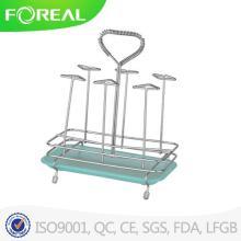 Smart Metal Wire Glas Becherhalter