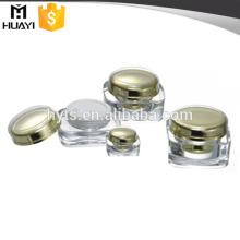 Pot cosmétique acrylique transparent 5g