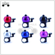 Colorful plastic bike cycle bell oem