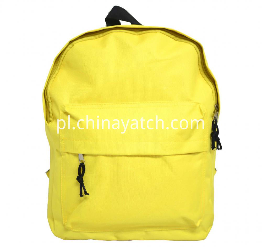 Multiple Color Backpack
