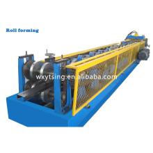 YTSING-YD-000115 Máquina automática de Metal CZ Purlin Roll formando máquina com controle PLC