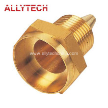 Precision Machined Components Brass Machining Parts