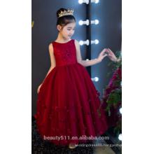 japan sex girl free prom dress flower girl dress scoop neckline sleeveless baby dresses ED753