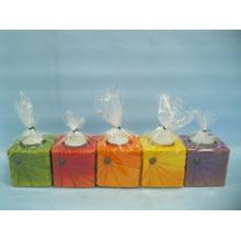 Kürbis Kerzenständer Form Keramik Handwerk (LOE2366C-7z)