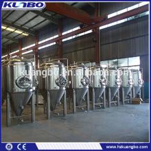 Brasserie brasserie 1000L pour la fermentation de la bière