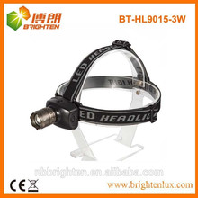 Factory supply Adjustable Zoom Focus led headlight headlamp, cree led headlight 3AAA battery 160lm