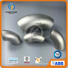 Stainless Steel 90d Lr Elbow Pipe Fitting with TUV (KT0289)