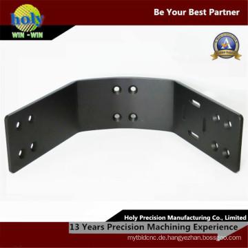Blechbearbeitung, die Montage-Teile / Aluminiummechanisches Teil stempelt