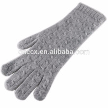 15PKMT07 2016-2017 women's winter ecellent quality cashmere glove