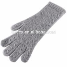 15PKMT07 2016-2017 mulheres inverno ecellent qualidade cashmere luva
