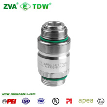 Zva Nozzle Swaivel Hose Fitting Breakawy NPT Bsp for Fuel Dispenser