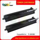 compatible for toshiba 181 182 211 212 242 toner cartridge of T-1810D model