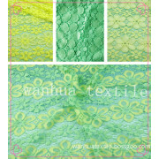 Embroidery Fabric/Embroidery Lace Fabric (6212)