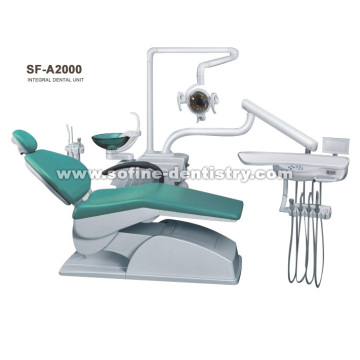 Dental Equipment Mounted Dental Chair