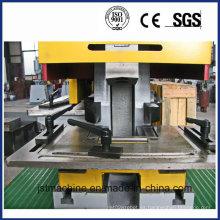 Herramienta de corte de la placa de corte para el trabajador de hierro hidráulico (serie Q35Y)