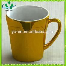 China Wholesale Modern Gild Ceramic Vase
