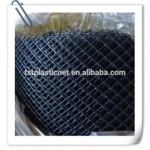 Extruded polyethylene flat neeting