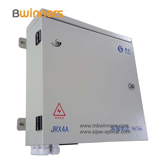 fiber optics distribution box