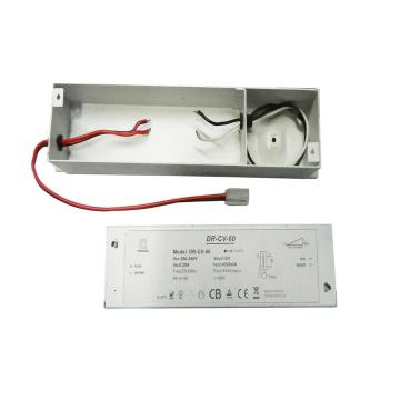 40w triac 12V ETL conduit conducteur
